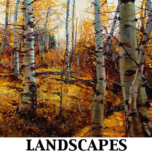 Landscape Art Portfolio Jeremy Winborg